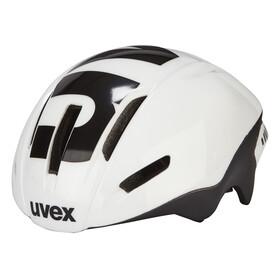 UVEX EDAero - Casque de vélo - blanc